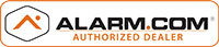 Alarm.com Authorized Dealer Badge